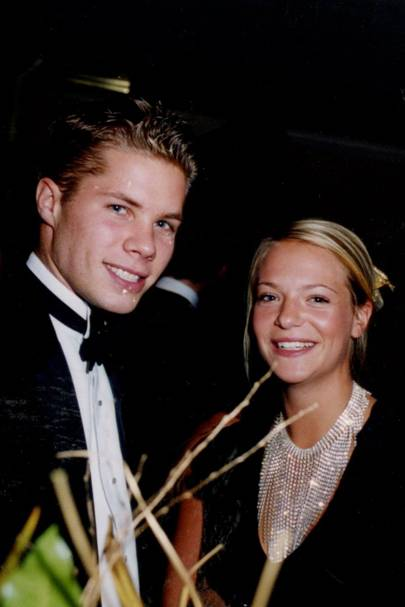 Matthew James and Tanya Hamilton-Smith
