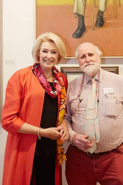 Diana Moran and Michael Noakes