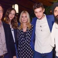 Hugo Guinness, Alana Zimmer, Marissa Montgomery, Nick Rea and Waris Ahluwalia