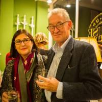 Christine Van Der Hurd and Stuart Osborne
