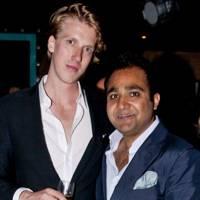Freddy Van Zevenbergen and Sachin Khanna