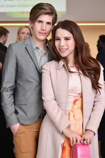 Paris Kostakopoulos and Wendy Yu