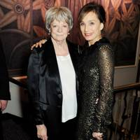 Dame Maggie Smith and Kristin Scott-Thomas