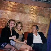 Michelle Clark, Sarah Stuart and Michael Buckley