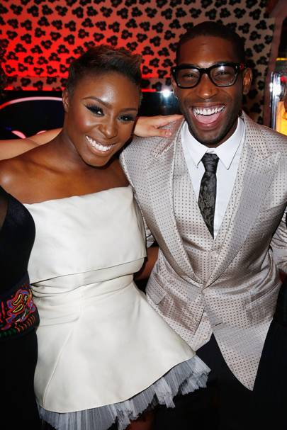 Laura Mvula and Tinie Tempah