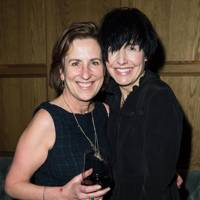 Kirsty Wark and Sharleen Spiteri
