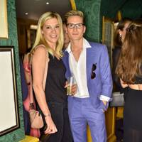Chelsy Davy and Oliver Proudlock
