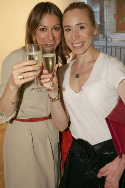Kira Heuer and Saskia Viddler