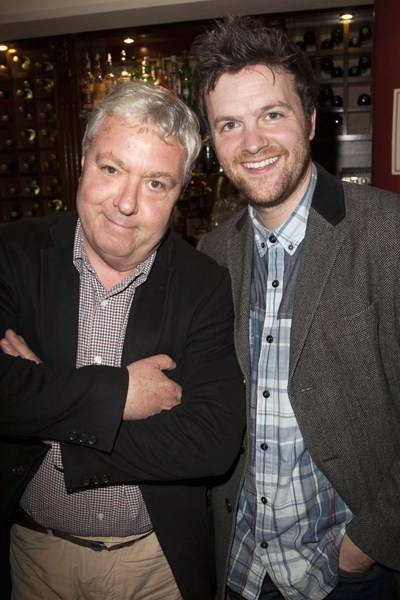 John Sessions and Tom Bennett