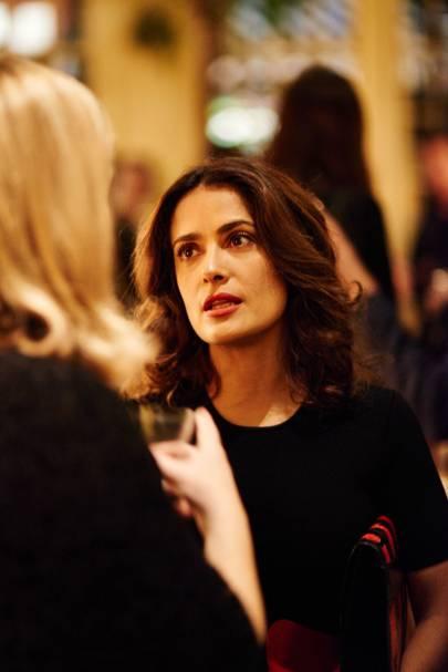 Salma Hayek-Pinault