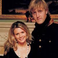 Mrs Tim Daukes and Tim Daukes