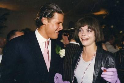 David De Rothschild and Gemma Kidd