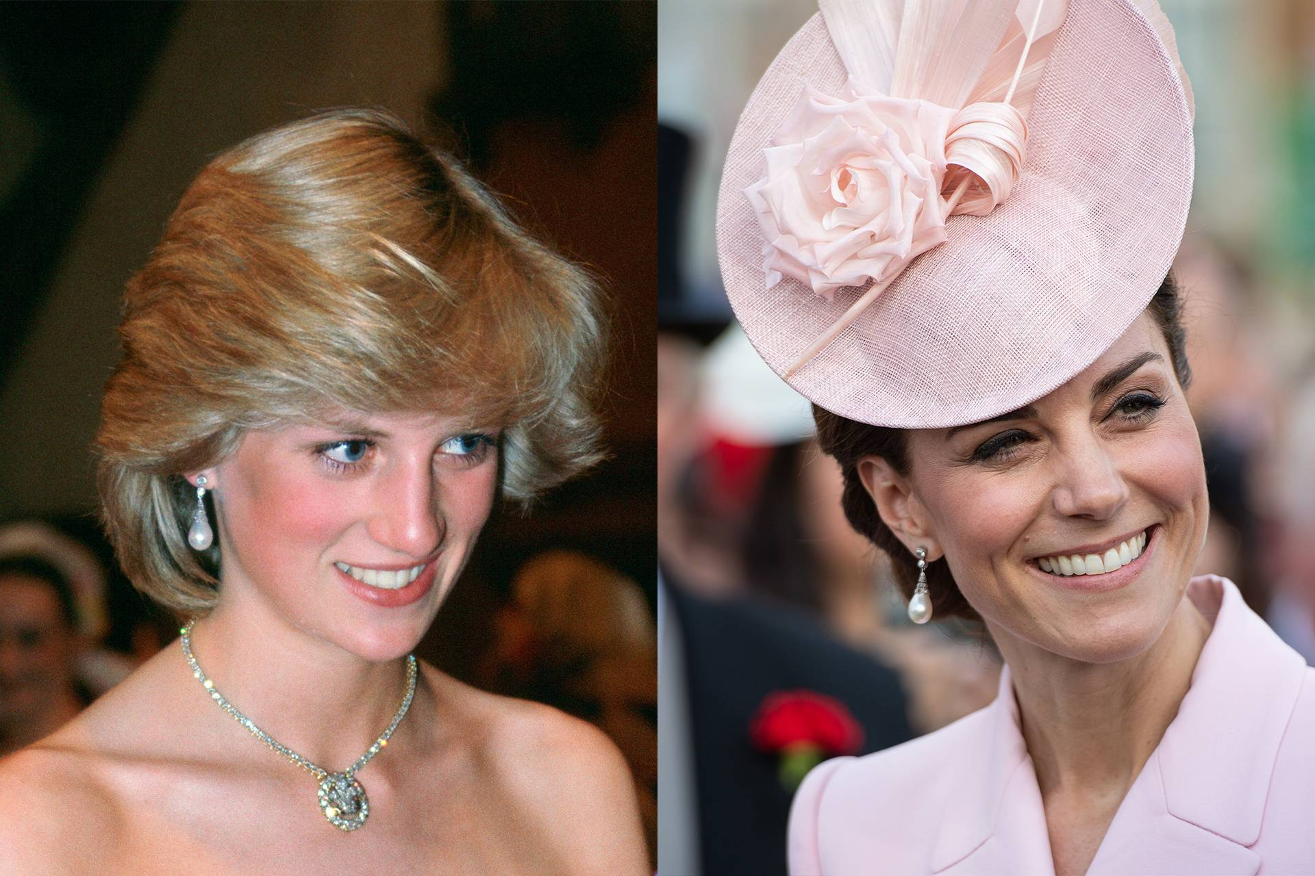 when royals wore princess diana s jewellery collection tatler princess diana s jewellery collection