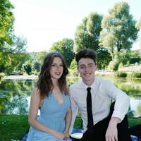 Alexandra Dalton and Ben Cook