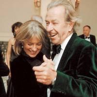 Mrs John Hoare and John Hoare