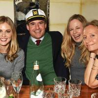Donna Air, Edward Taylor, Astrid Harbord and Martha Ward