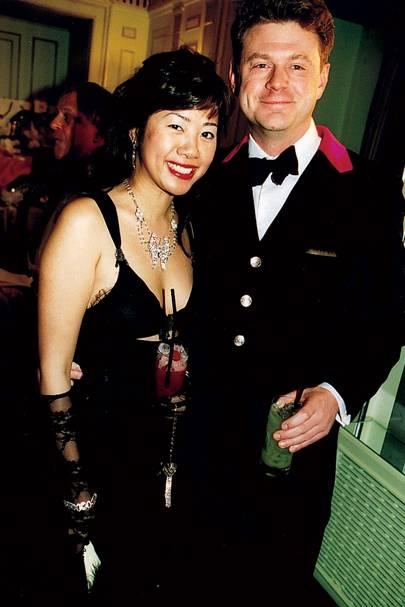 Cynthia Wu and Duncan Macpherson