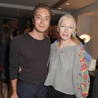 Tomas Auksas and Annie Lennox