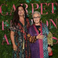 Angela Missoni and Rosita Missoni