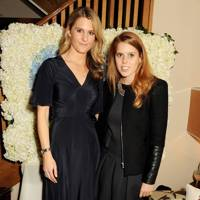 Lady Kinvara Balfour and Princess Beatrice