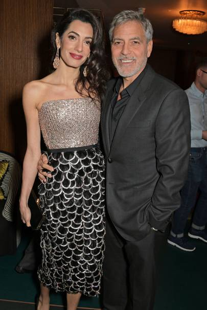 George And Amal Clooney And Jack Dorsey Join Bill Gates In Donating Millions To Help Coronavirus Effort Tatler