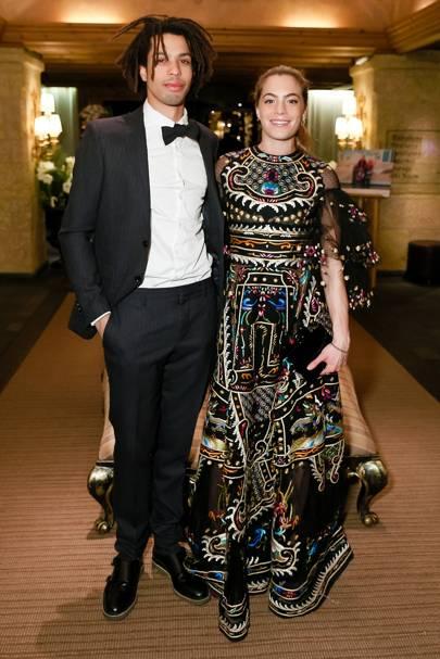 Sean Frank and Chelsea Leyland