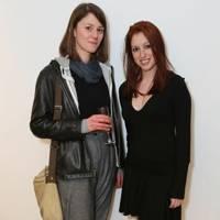 Nancy Groves and Chloé Nelkin