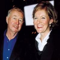 Sir Terence Conran and Lady Conran