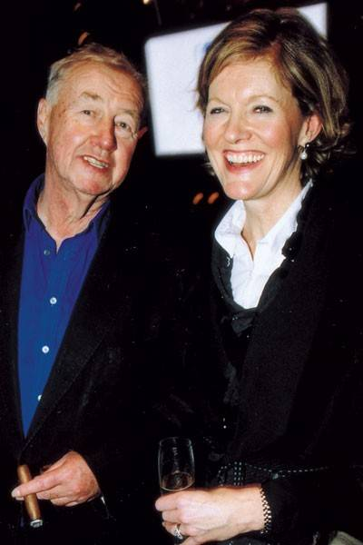Sir Terence Conran and Lady Conran