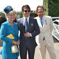 The Countess of March and Kinrara, Tom Cruise and the Earl of March and Kinrara