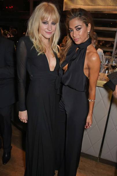 Pixie Lott and Nicole Scherzinger