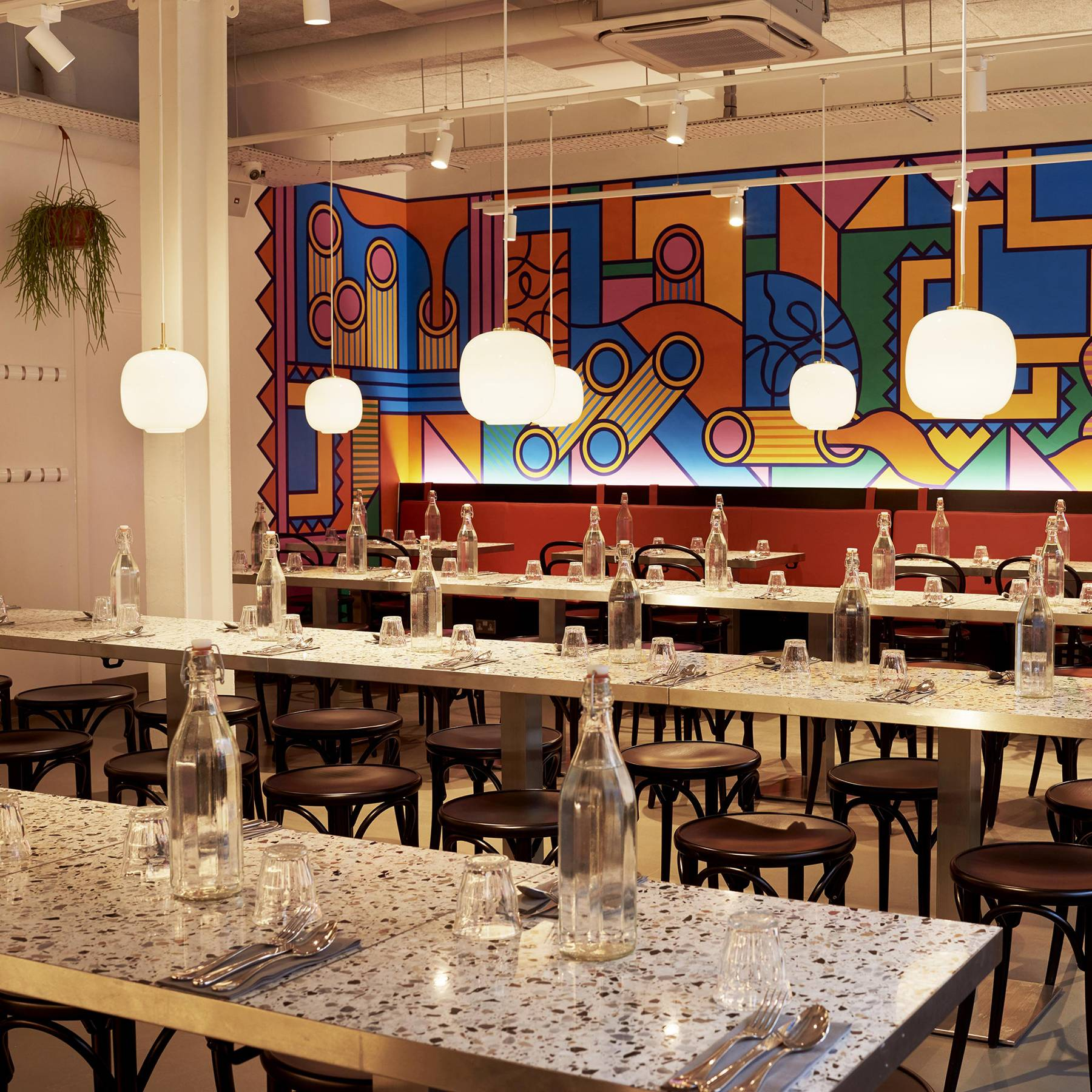 Best restaurants in soho tatler