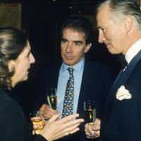 Countess Alexander, Earl Alexander and Peter Swete