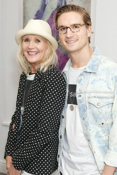 Lena Proudlock and Oliver Proudlock