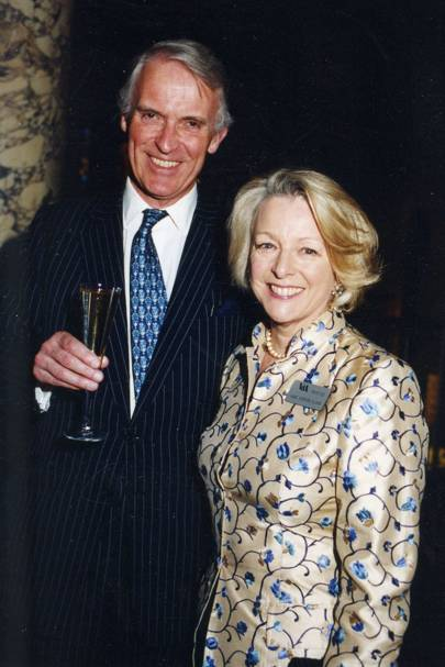 Sam Gordon Clark and Mrs Sam Gordon Clark