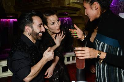 Johnny Coca, Noomi Rapace and Goga Ashkenazi