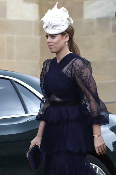 The society duo behind Princess Beatrice's stylish new wardrobe