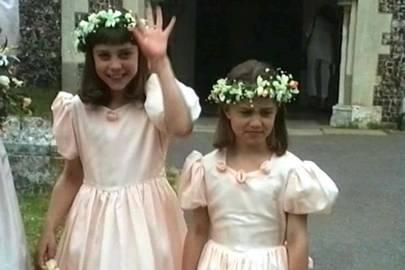 Royal Wedding Bridesmaids
