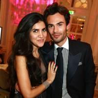 Leila Maleki and Mark-Francis Vandelli