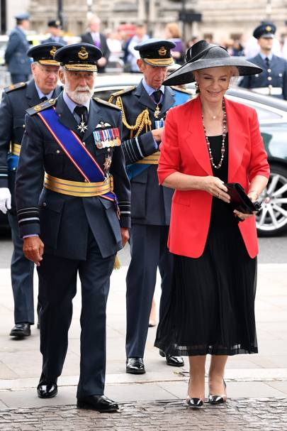 Prince Michael of Kent and Princess Michael of Kent