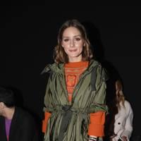 Olivia Palermo at Alberta Ferretti A/W18