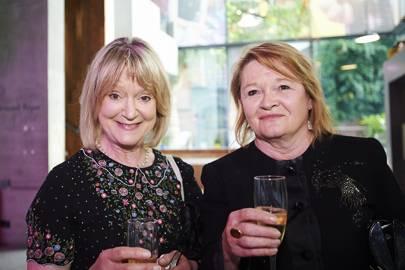 Joanna David and Penny Mortimer