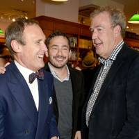 A.A. Gill, Giles Coren and Jeremy Clarkson