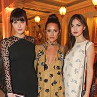 Lilah Parsons, Roxie Nafousi and Doina Ciobanu