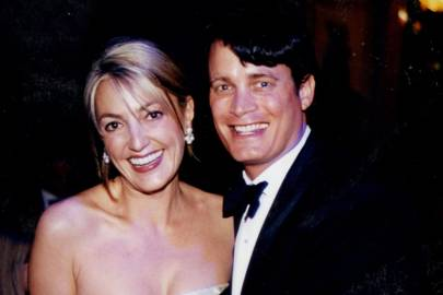 Mrs Hugh Warrender and Matthew Mellon