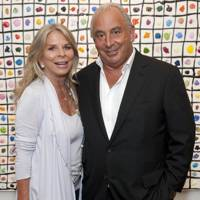 Lady and Sir Philip Green