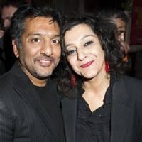 Nitin Ganatra and Meera Syal