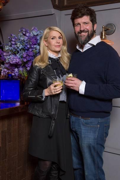Yvonne Keating and John Conroy
