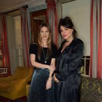 Theodora Warre and Celia Kritharioti