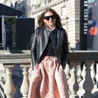 Natalie Massenet in Saint Laurent